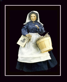 Click here to view Close-up the American Heritage Doll, Louisiana Cajun